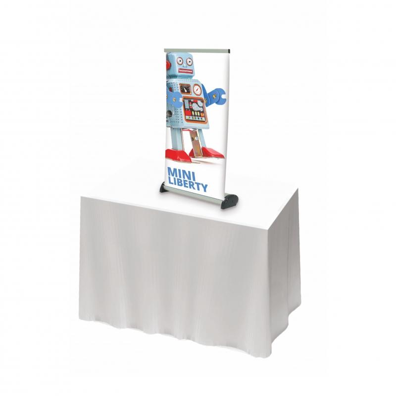 Prezentační systémy - Roll Up banner - Liberty Mini