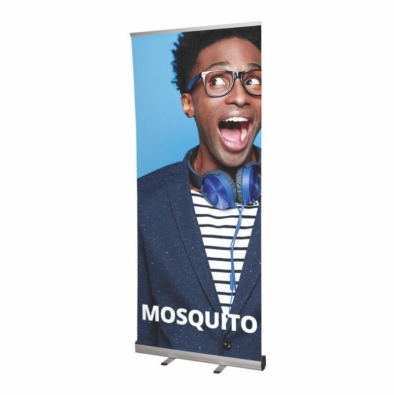 Prezentační systémy - Roll Up banner - Mosquito