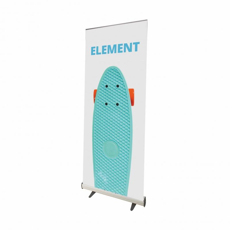 Prezentační systémy - Roll Up banner - Element