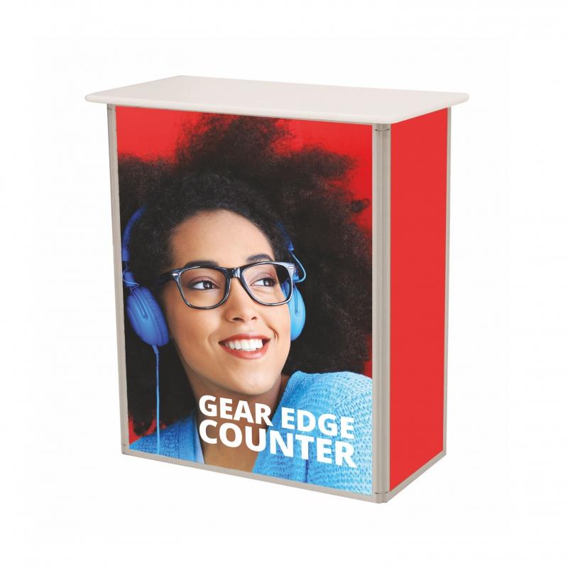 Prezentační systémy - Prezentační pult - Gear Edge Counter