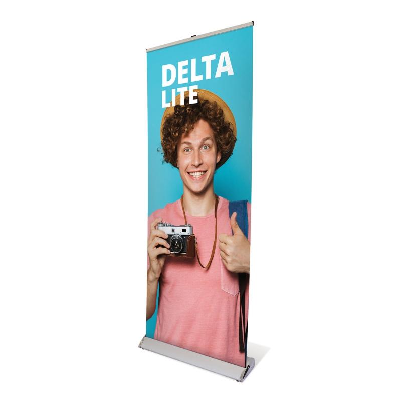 Prezentační systémy - Roll Up banner - Delta Lite