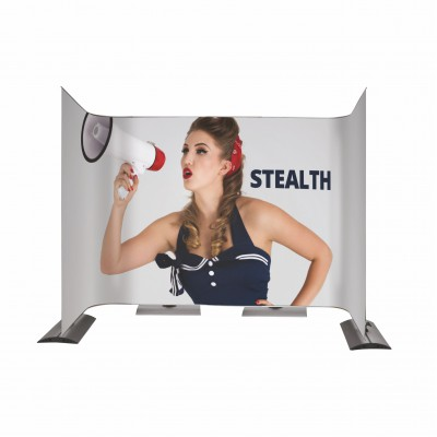 Flexibilní stěna - Stealth 4+3