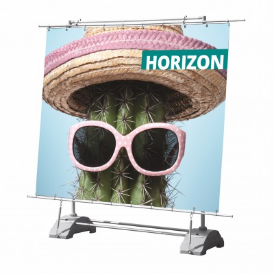 Venkovní banner - Horizon