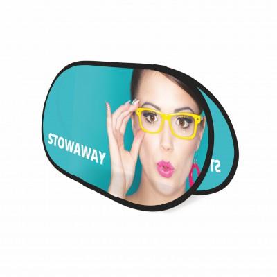 Sklopný banner - Stowaway