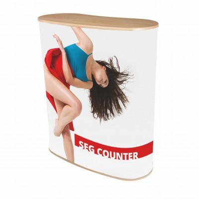 Prezentační pult - SEG Fabric Counter