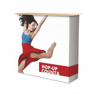 Prezentační pult - Hop-Up Counta
