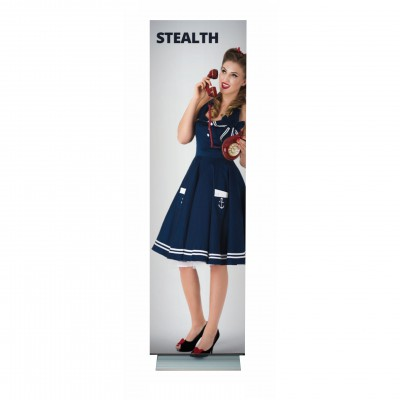 Flexibilní stěna - Stealth základna