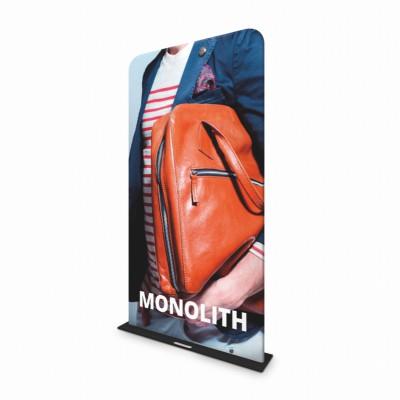 Látková napínací zástěna - Formulate Monolith