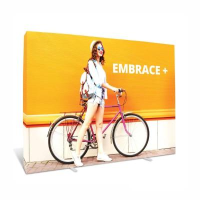 Rovná textilní stěna - Embrace